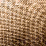 Toile de jute 250g/ m² garnissage boutique papymousse