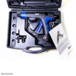 Pistolet à colle BeA 285 valise ouverte